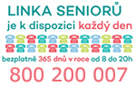 Linka seniorů